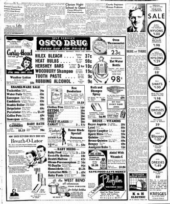 Globe-Gazette from Mason City, Iowa on December 30, 1948 · Page 11