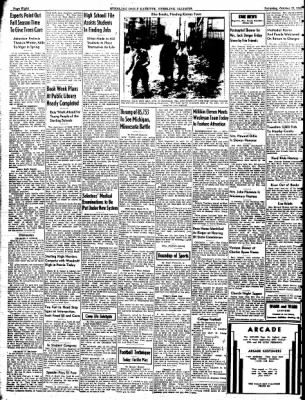 Sterling Daily Gazette from Sterling, Illinois on October 25, 1941 · Page 8