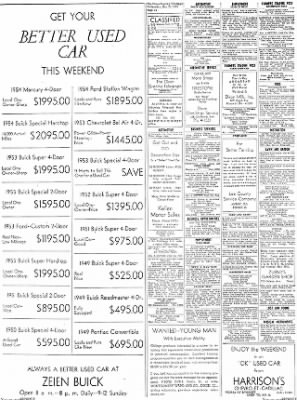 Dixon Evening Telegraph from Dixon, Illinois on May 25, 1955 · Page 14