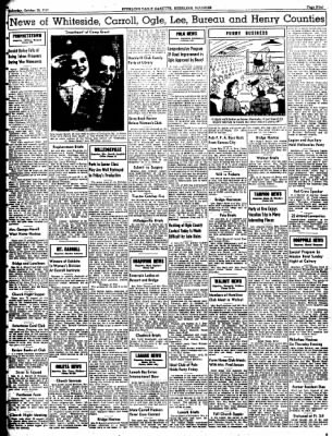 Sterling Daily Gazette from Sterling, Illinois on October 25, 1941 · Page 9