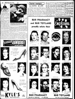 Pampa Daily News from Pampa, Texas on February 22, 1959 · Page 37