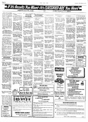Hope Star from Hope, Arkansas on December 31, 1977 · Page 6