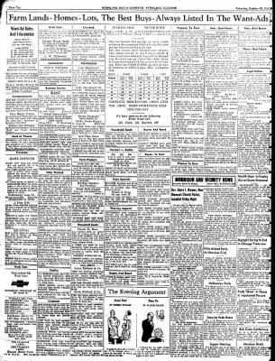 Sterling Daily Gazette from Sterling, Illinois on October 25, 1941 · Page 10