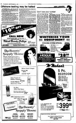 Ukiah Daily Journal from Ukiah, California on September 24, 1987 · Page 8