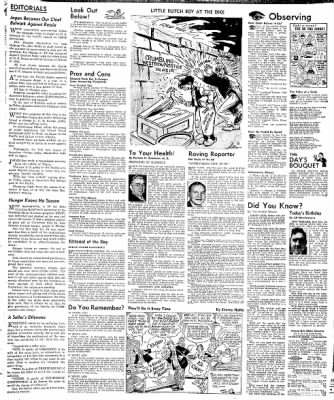Globe-Gazette from Mason City, Iowa on December 30, 1948 · Page 15