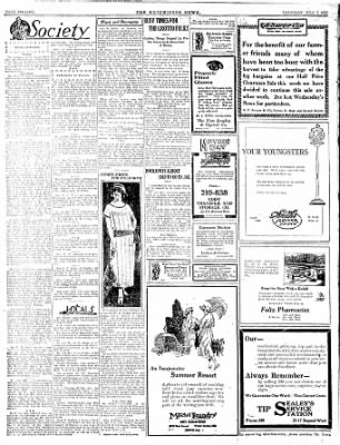 The Hutchinson News from Hutchinson, Kansas on July 7, 1923 · Page 12