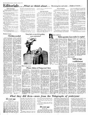 Alton Evening Telegraph from Alton, Illinois on January 6, 1971 · Page 4