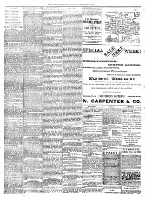 Sterling Daily Gazette from Sterling, Illinois on February 10, 1888 · Page 4