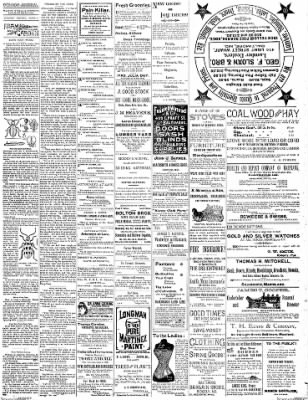 Denton Journal from Denton, Maryland on March 5, 1898 · Page 4