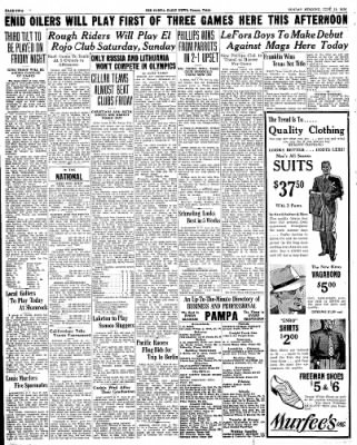 Pampa Daily News from Pampa, Texas on June 14, 1936 · Page 2