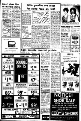 The Brazosport Facts from Freeport, Texas on June 13, 1973 · Page 6