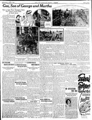The Hutchinson News from Hutchinson, Kansas on July 7, 1923 · Page 21