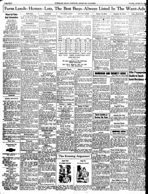 Sterling Daily Gazette from Sterling, Illinois on October 27, 1941 · Page 8