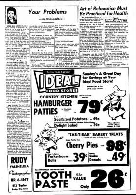 Garden City Telegram from Garden City, Kansas on February 1, 1964 · Page 5
