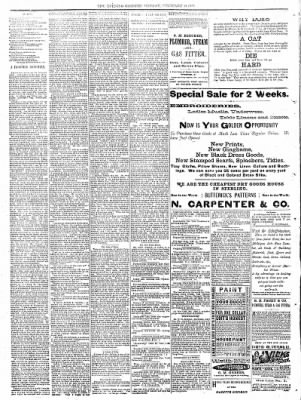 Sterling Daily Gazette from Sterling, Illinois on February 13, 1888 · Page 4