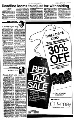 Ukiah Daily Journal from Ukiah, California on September 25, 1987 · Page 5