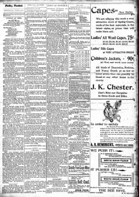 Sterling Standard from Sterling, Illinois on April 8, 1897 · Page 6