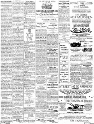 Denton Journal from Denton, Maryland on March 19, 1898 · Page 2