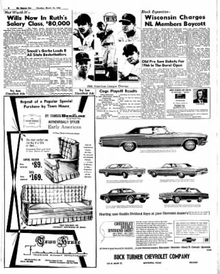 The Baytown Sun from Baytown, Texas on March 10, 1966 · Page 8
