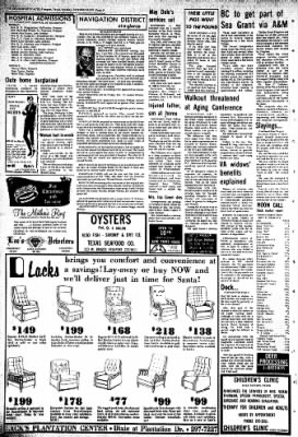 The Brazosport Facts from Freeport, Texas on November 30, 1971 · Page 11