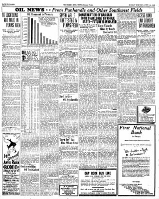 Pampa Daily News from Pampa, Texas on June 14, 1936 · Page 14