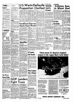 Garden City Telegram from Garden City, Kansas on February 3, 1964 · Page 2