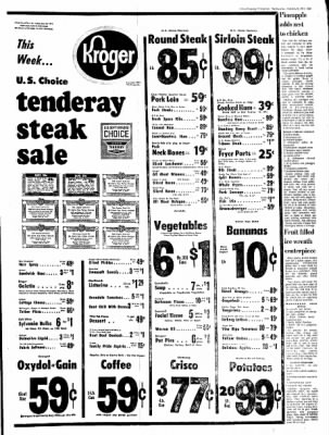 Alton Evening Telegraph from Alton, Illinois on January 6, 1971 · Page 25