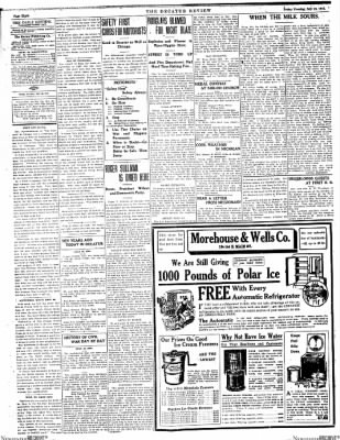 The Daily Review from Decatur, Illinois on July 10, 1914 · Page 8