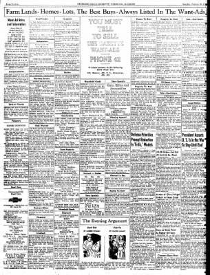 Sterling Daily Gazette from Sterling, Illinois on October 28, 1941 · Page 12