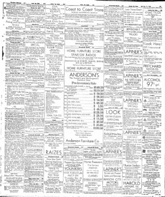 Globe-Gazette from Mason City, Iowa on December 28, 1948 · Page 3