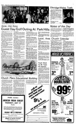 Freeport Journal-Standard from Freeport, Illinois on July 16, 1975 · Page 6