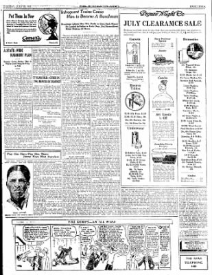 The Hutchinson News from Hutchinson, Kansas on July 10, 1923 · Page 7