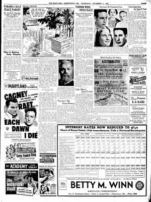 The Daily Mail from Hagerstown, Maryland on September 6, 1939 · Page 3