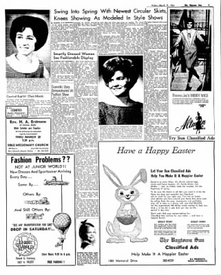 The Baytown Sun from Baytown, Texas on March 11, 1966 · Page 7