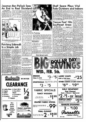 Garden City Telegram from Garden City, Kansas on February 4, 1964 · Page 7