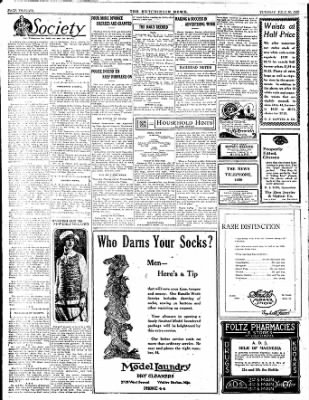 The Hutchinson News from Hutchinson, Kansas on July 10, 1923 · Page 12