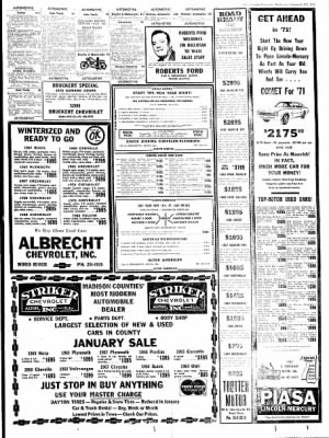 Alton Evening Telegraph from Alton, Illinois on January 6, 1971 · Page 35