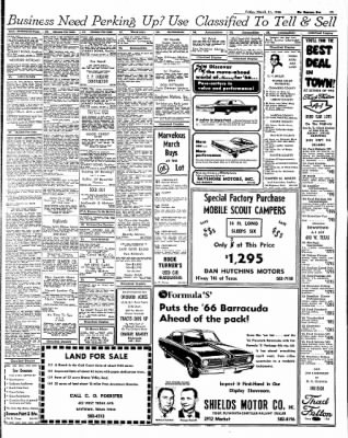 The Baytown Sun from Baytown, Texas on March 11, 1966 · Page 11