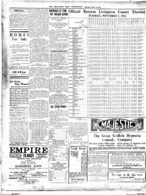 The Chillicothe Constitution-Tribune from Chillicothe, Missouri on November 13, 1916 · Page 4