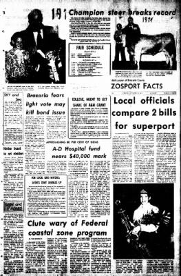 The Brazosport Facts from Freeport, Texas on October 10, 1974 · Page 16
