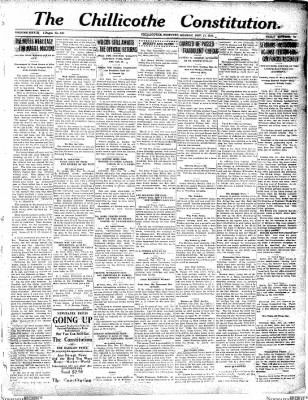 The Chillicothe Constitution-Tribune from Chillicothe, Missouri on November 13, 1916 · Page 5