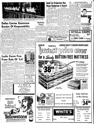 Pampa Daily News from Pampa, Texas on February 25, 1959 · Page 5