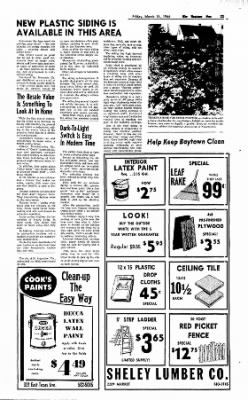 The Baytown Sun from Baytown, Texas on March 11, 1966 · Page 16