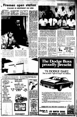 The Brazosport Facts from Freeport, Texas on October 10, 1974 · Page 20