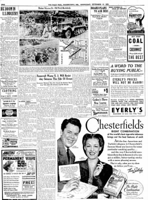 The Daily Mail from Hagerstown, Maryland on September 13, 1939 · Page 2
