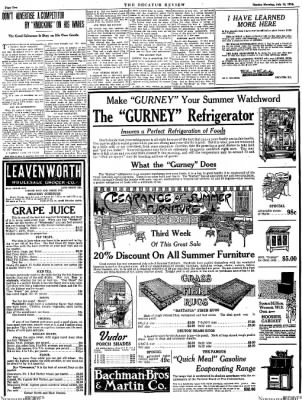 The Daily Review from Decatur, Illinois on July 12, 1914 · Page 2