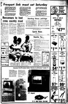 The Brazosport Facts from Freeport, Texas on October 10, 1974 · Page 22