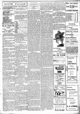 Sterling Standard from Sterling, Illinois on April 22, 1897 · Page 7