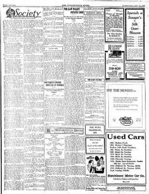 The Hutchinson News from Hutchinson, Kansas on July 11, 1923 · Page 12