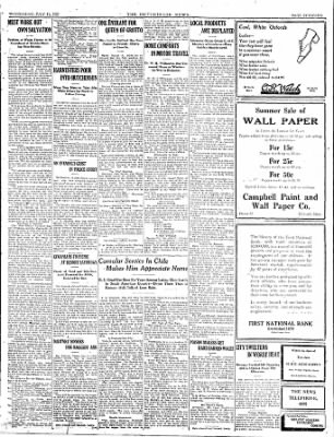 The Hutchinson News from Hutchinson, Kansas on July 11, 1923 · Page 13